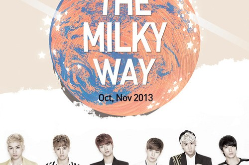 VIXX – Conquering The Milky Way