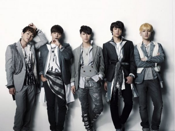 (All Languages) [en][hu] SHINee and their new Japanese single!