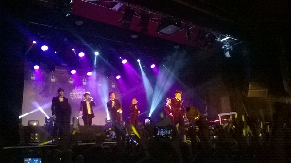 Block B in Warsaw