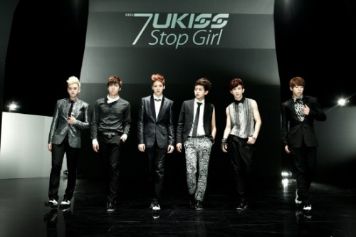"U-KISS releases ""Stop girl"" MV"