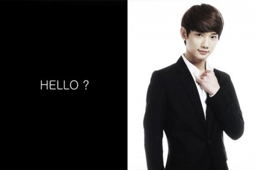 A-PRINCE announces new member : Woobin