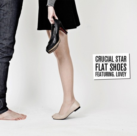 "Rapper Crucial Star releases ""Flat Shoes"" featuring Lovey"