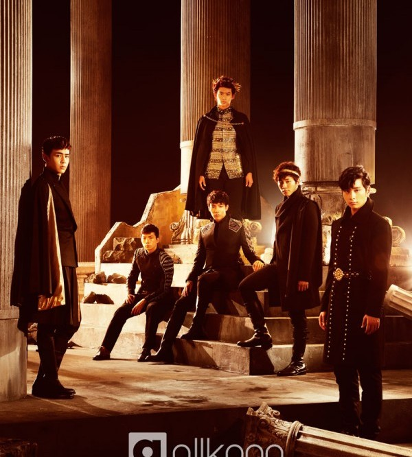 (All Languages) [en][ro]2PM to release 2nd Japanese album 'Legend of 2PM' + have concert in the Tokyo Dome