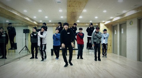 """(All Languages) [en][de] B1A4 releases dance practice video for """"Tried to Walk"""""""
