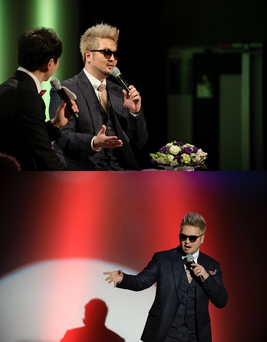 [en][de] Kim Tae Woo says there is a 100% chance of g.o.d. reuniting