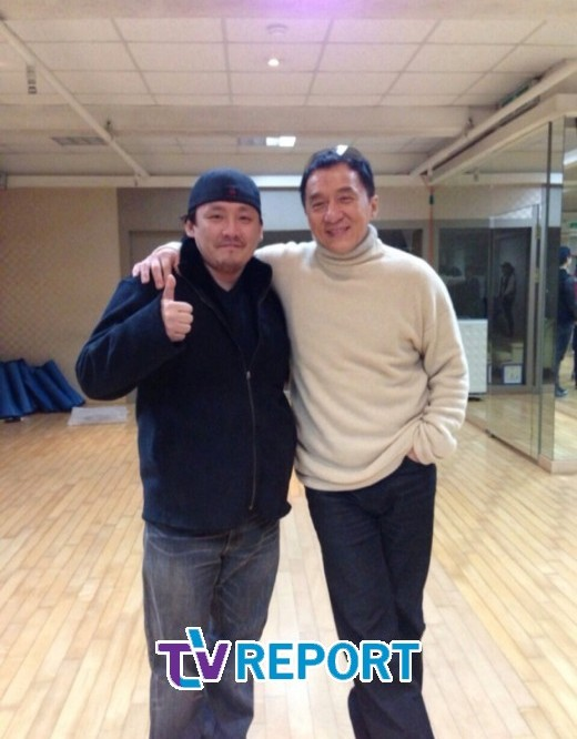 [en][de] Jackie Chan to produce own K-pop group, 'Double JC'