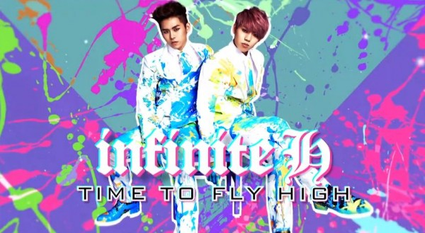 """INFINITE-H release special 30 minute BTS video for """"Fly High"""""""