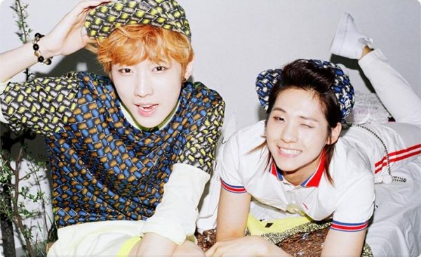 (All Languages) [en][de] B1A4 releases teaser images for CNU and Gongchan!