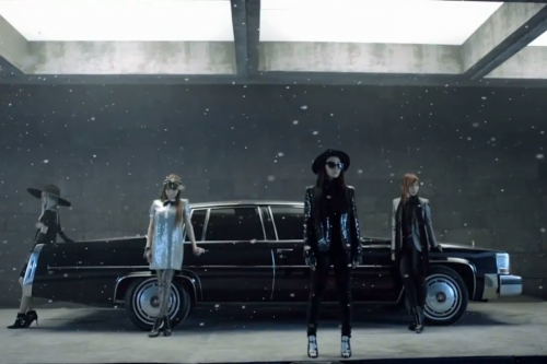 (All Languages) [en] Double Park sisters announced a new 2NE1 World Tour, a comeback and revealed a teaser