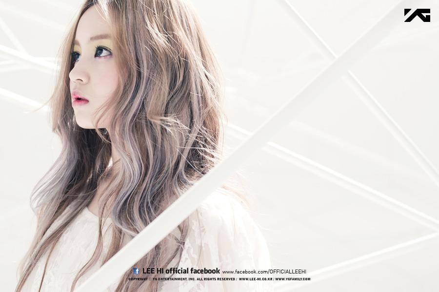 "(All Languages) [en][de] Lee Hi gives you a look behind the scence of ""Rose""'"