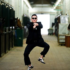 PSY reaches 11th place on Billboard Chart
