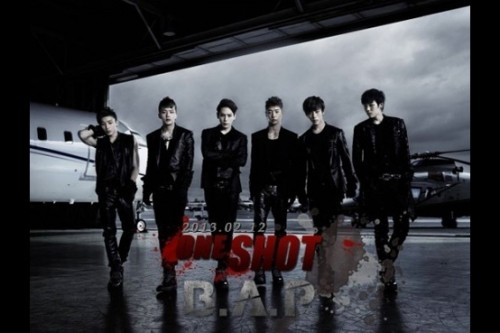 B.A.P Gets On a Boat and Films the ′One Shot′ MV