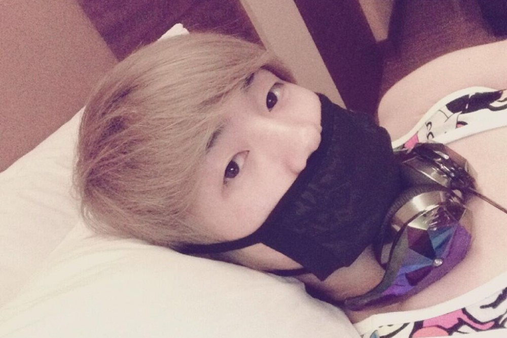 [en][de] Changjo becomes the next TEEN TOP member to join Twitter!