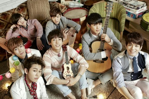 "[en][de] BTOB releases 'pajama version' of ""Second Confession"""
