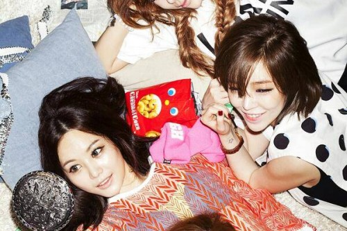 "(All Languages) [en] Brown Eyed Girls reveal full tracklist of their 5th album ""BLACK BOX"""