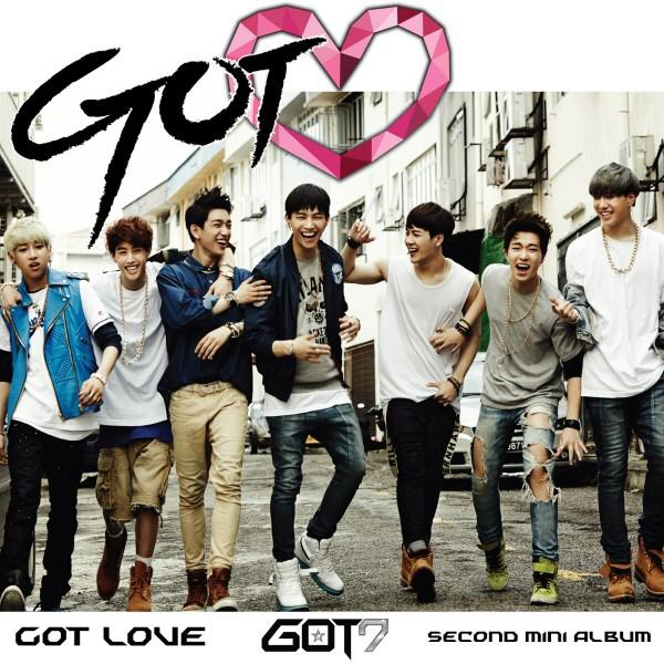SHOP: GOT7 – GOT♡ (GOT Love)