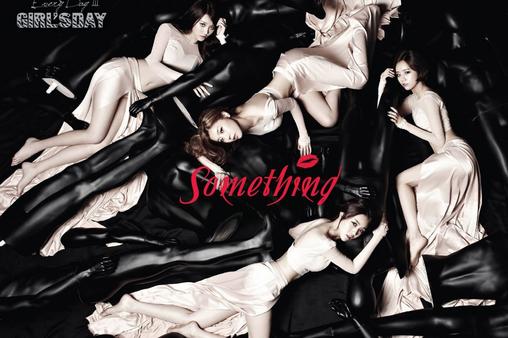 Girls Day overwhelms us with sexy, feminine teaser Pictures + Video