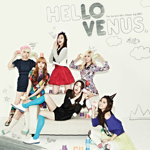 """[en][de] Hello Venus releases full MV for """"What Are You Doing Today?"""""""
