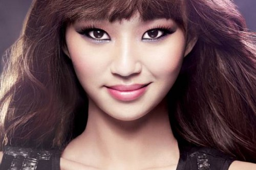 "Teaser pictures and tacklist for Hyorin's solo album ""LOVE & HATE"" unveiled *Update*"