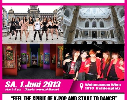 [en] Kpopeurope.eu feat. K-Pop Dance Festival Vienna – The Artists of the Event Part 2