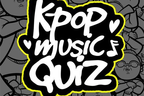 (All Languages) [en] K-Pop Quiz in Vienna