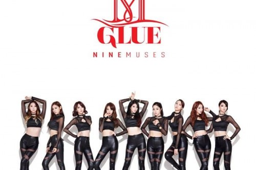 "[en] Nine Muses are back with super sexy MV ""GLUE"""