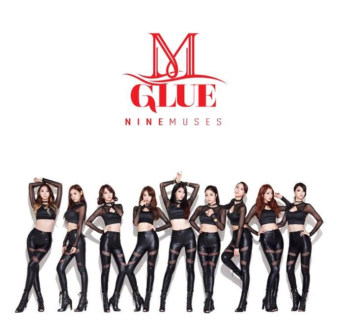 "(All Languages) [en] Nine Muses are back with super sexy MV ""GLUE"""