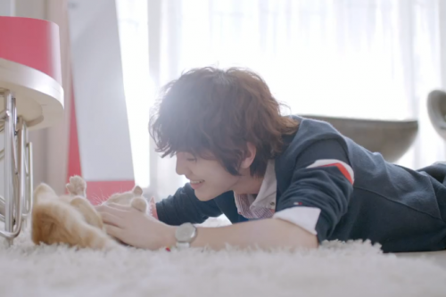 "(All Languages) [en][hu] Infinite reveals ""Man in Love"" teaser feat. Sungjong"