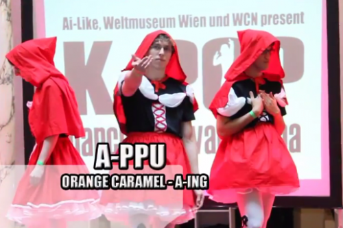 (All Languages) [en] K-Pop Dance Festival Vienna – Official Videos #8: A-PPU!