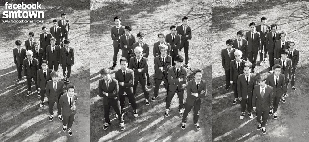 "EXO releases more teaser images for ""XOXO (Kiss & Hug)""!"