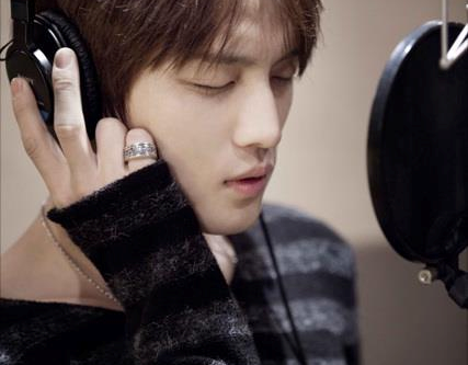 JYJ's Jaejoong releases teaser video in the studio for upcoming solo album
