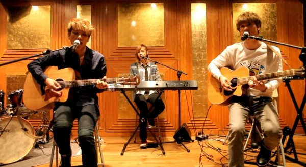 "[en][de] LUNAFLY reveals practice video for ""Day by Day"""