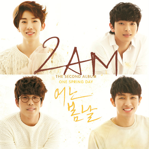 "[en][de] 2AM releases ""One Spring Day"" MV & album"