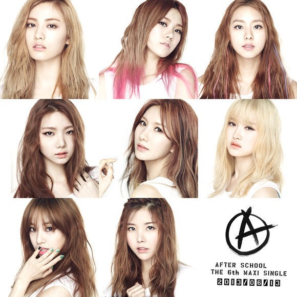 "[en][nl] After School is back with ""First Love"" and sexy pole dancing!"