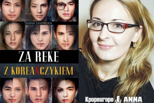 "[en][de][pl] Anna Sawińska's New Book ""Hand in Hand With a Korean Man"""