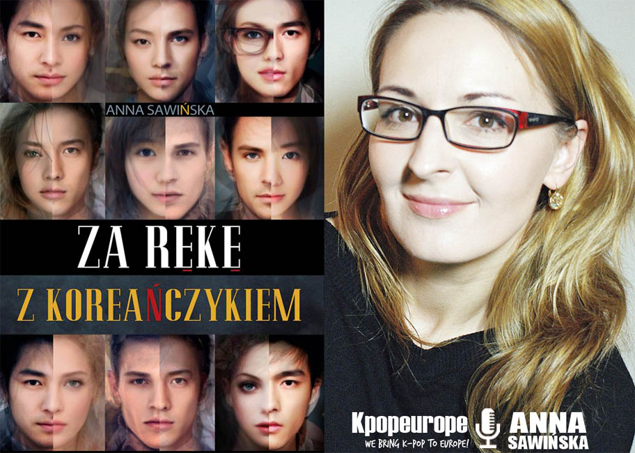 "(All Languages) [en][de][pl] Anna Sawińska's New Book ""Hand in Hand With a Korean Man"""