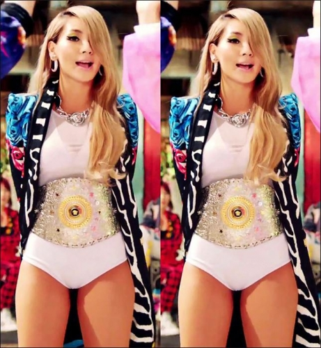 2NE1's leader CL responds to recent outfit controversy
