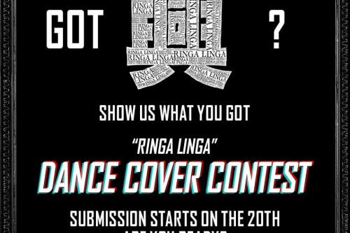 (All Languages) [en][sk][cz] YG Dance Cover Contest – Taeyang's RINGA LINGA *UPDATE*
