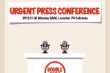 [en] [sk] 2NE1's Double Park calls for an urgent press conference!