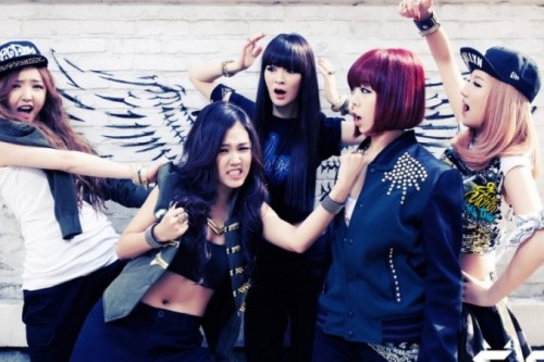 "[en][de] EvoL releases practice video for ""Get Up"""