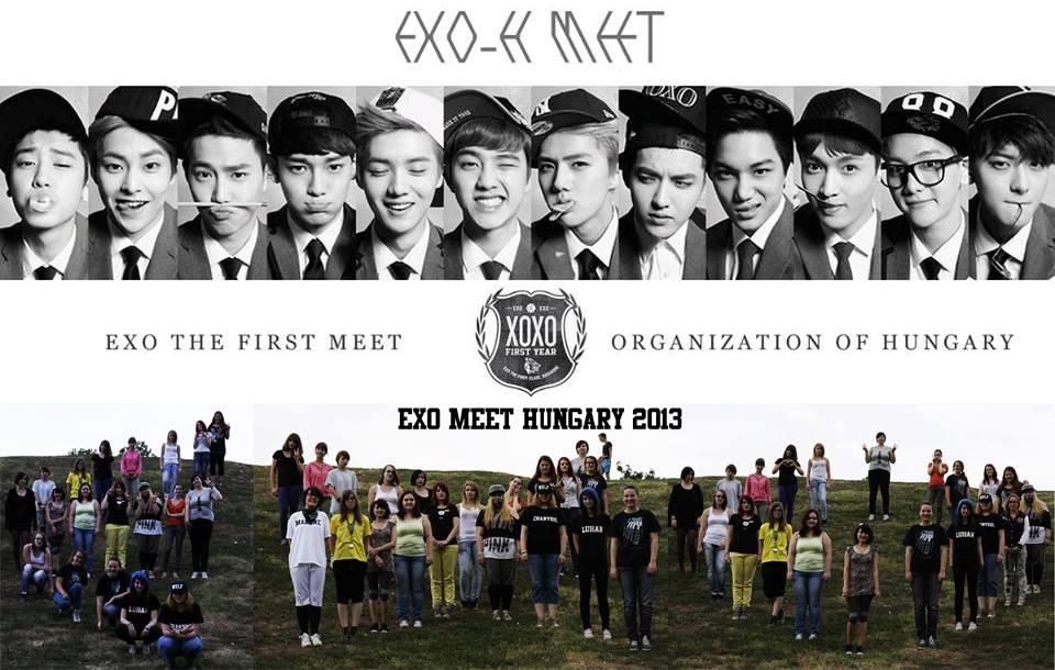 (All Languages) [en][hu] EXO-MEET H : THE 1ST HUNGARIAN EXO MEET!