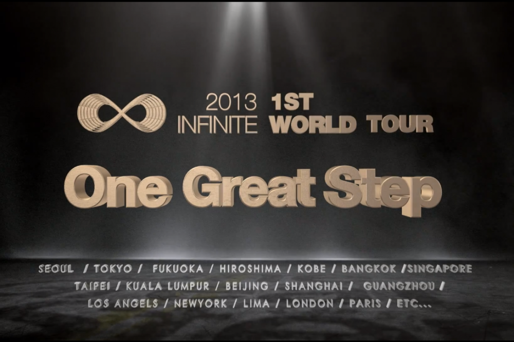(All Languages) [en][pl] INFINITE are going global with their upcoming tour!