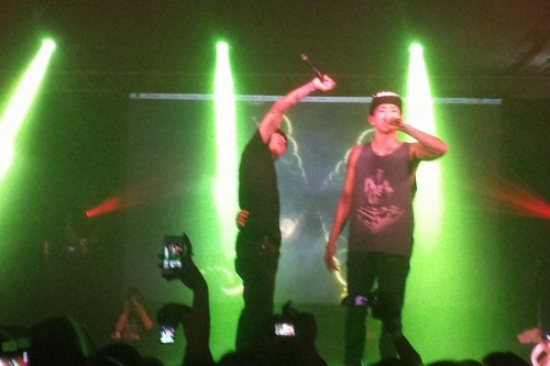 [en][ro][de] Concert: Jay Park Rocks Stage in Paris!
