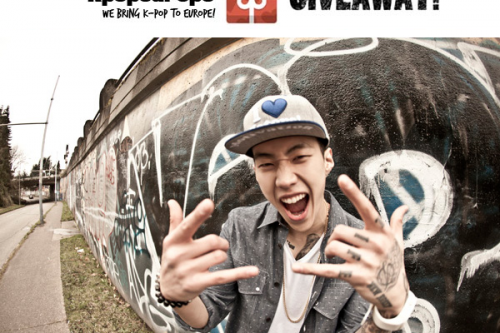 JAY PARK – CONCERT TICKETS GIVE-AWAY