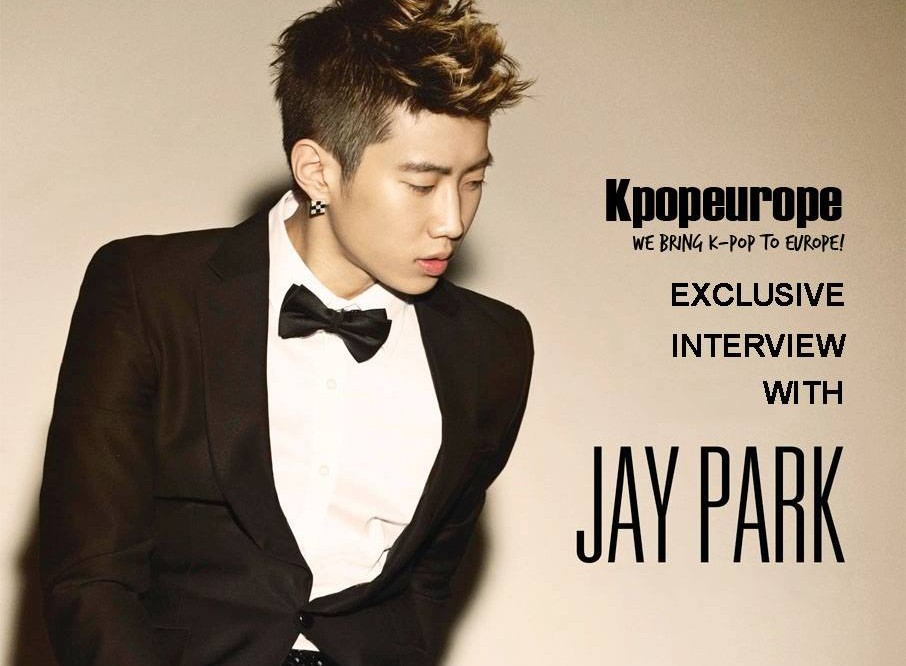 [en][de] Upcoming Interview on Kpopeurope with Jay Park!