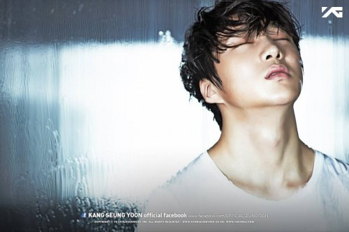 "(All Languages) [en] YG's Kang Seung Yoon Achives an All-Kill with his Debut Single ""It Rains""!"