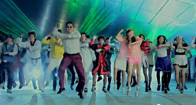 Date of Gangnam Style Flashmob in Vienna moved to October 13th!