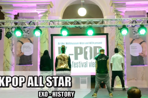 (All Languages) [en] K-Pop Dance Festival Vienna – Official Videos #7: KPOP ALL STAR!