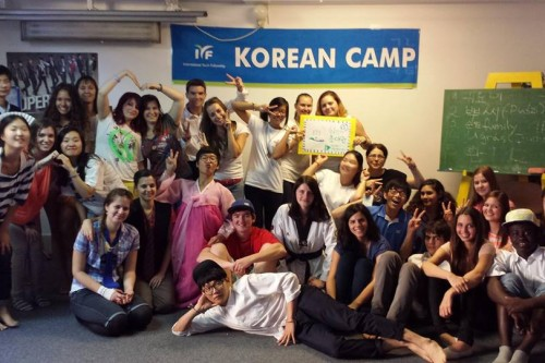 Meanwhile in Austria – Week 34: K-Pop Camp and other activities