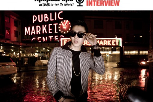 Kpopeurope's exclusive interview with Jay Park!